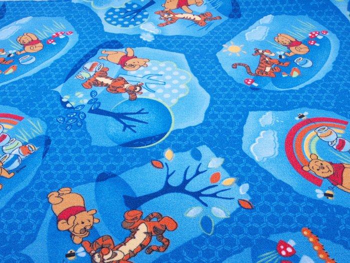 Teppichboden-Online-Shop - Winnie Pooh Spielteppich 3,00 m