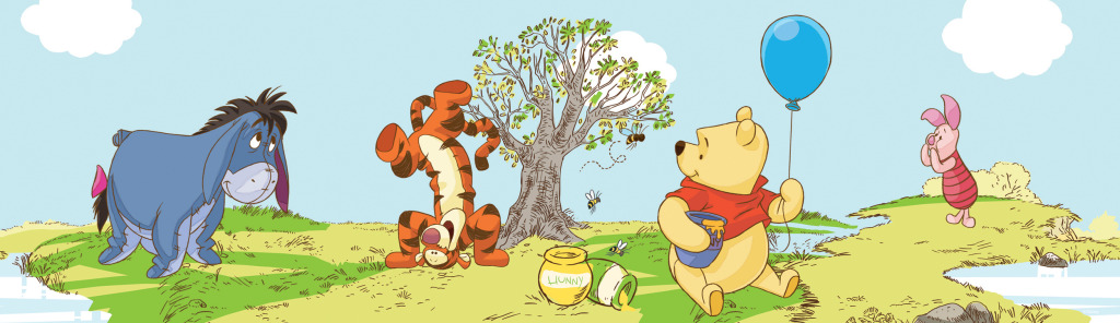 Pooh A Bother Free Day (70599) Pooh 123 - Bubble Gum (70399) Pooh 123 ...