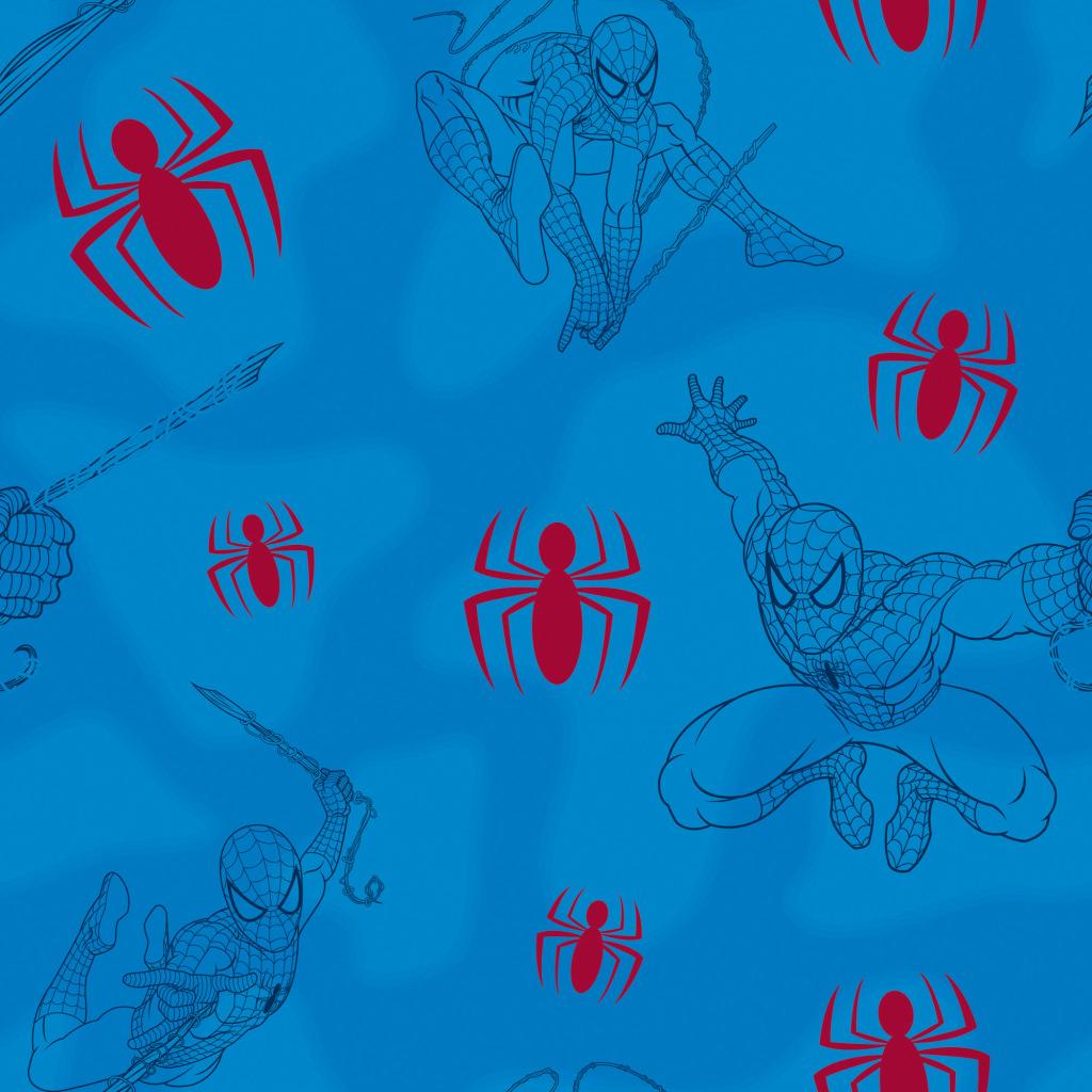 kids home kindertapete spider man thwip marvel. Black Bedroom Furniture Sets. Home Design Ideas